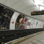 Metrô Londres: profundo