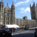 Entre Big Ben e Westminster