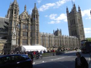 Londres é belíssima!