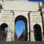 Arco do Triunfo Munique