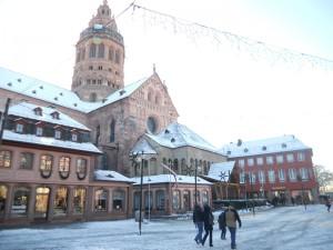 Mainz, 1h de Frankfurt