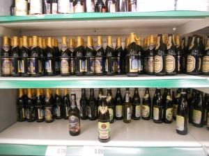 Paulaner no supermercado