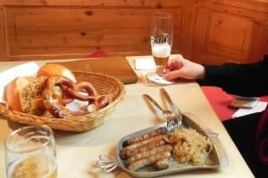 Salsicha de Nuremberg