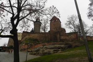 Castelo em Nuremberg