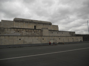 Zepelin - Tribuna de Hitler