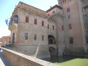 Ferrara, vizinha de Bolonha