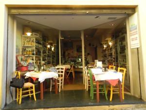 Restaurante em Luca