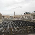 Vaticano, Praca de São Pedro