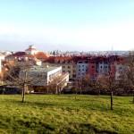 Parque lindo perto Castelo