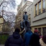 Bairro judeu em Praga