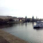 Praga margem Cidade Nova