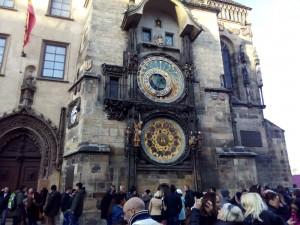 Relógio astronômico Orloj