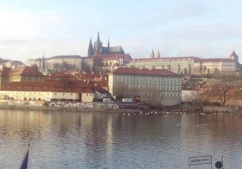 Praga no Natal