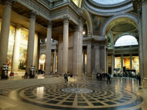 Paris, Panteão