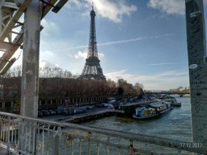 Paris e suas pontes