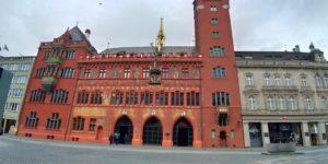 O que fazer em Basel - Rathaus