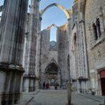 Ruínas da Igreja do Carmo
