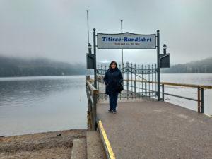 Lago Titisee, Floresta Negra, Alemanha