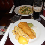 Fish and Chips londrino