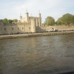Castelo visto do Tamisa