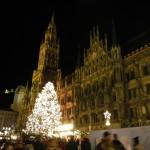 Feira Natal Marienplatz