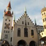 Rathaus Marienplatz