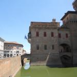 Castelo em Ferrara