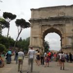 Arcos, Roma Antiga