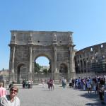 Roma antiga, Arcos