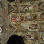 Museu do Vaticano , Capela Sistina