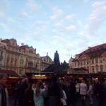 Bela arquitetura de Praga