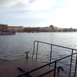 Praga lado Cidade Nova