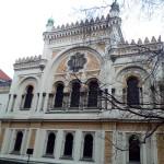 Sinagoga em Praga