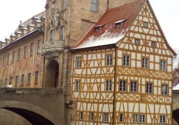 Bamberg uma graciosa cidade alemã
