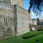 Castelo de Sao Jorge, Pátio