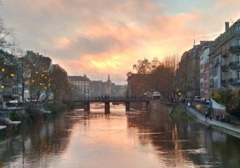 A esplêndida cidade de Estrasburgo