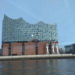 A magistral Filarmônica de Hamburg